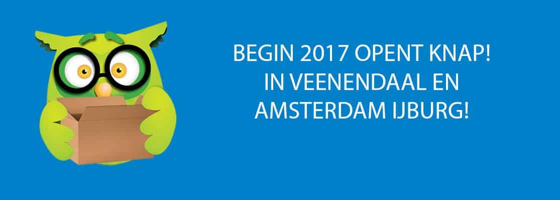 Veenendaal en IJburg