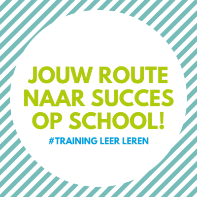 Training leer leren