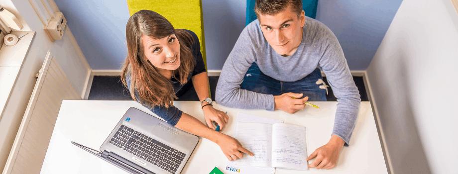 Examenbegeleiding