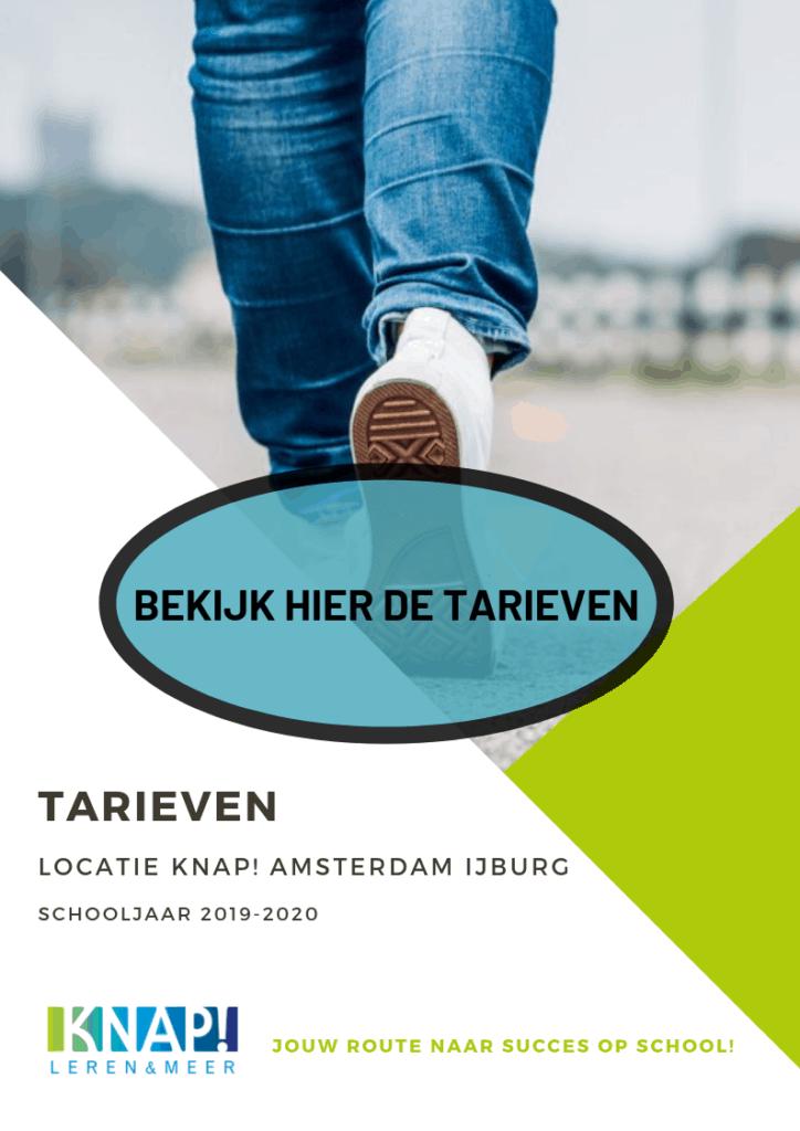 Tarieven KNAP! Amsterdam
