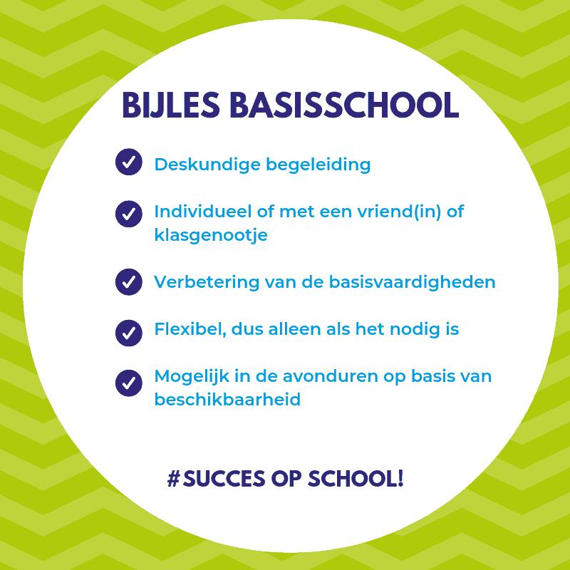 Bijles basisschool