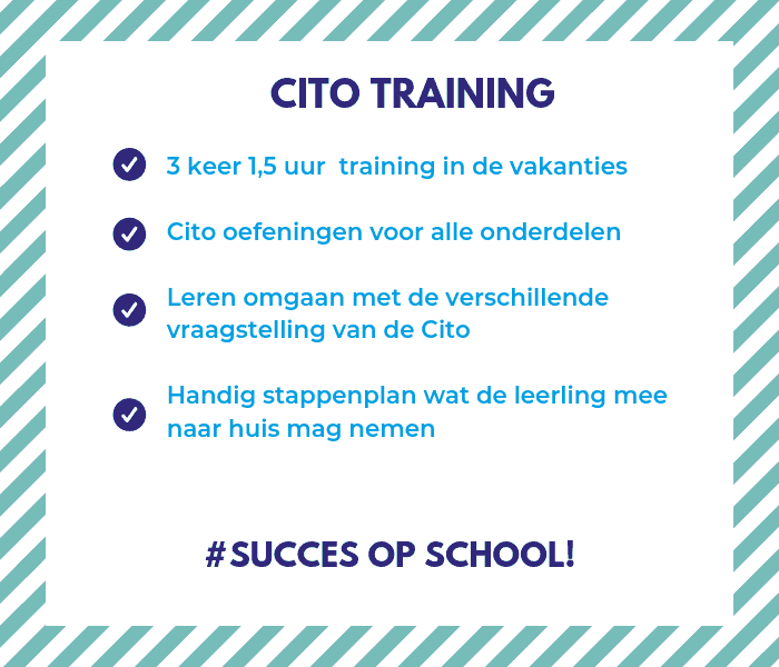 Cito training