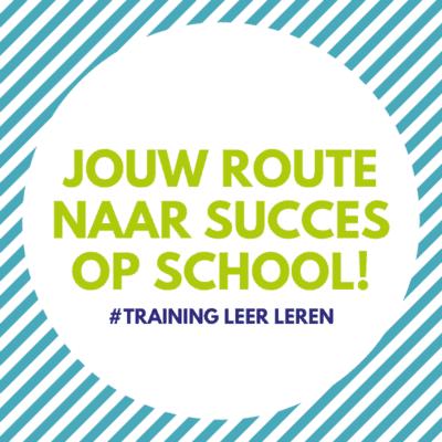 Training Leer Leren